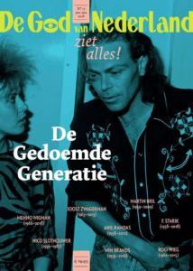Literair-satirisch magazine De God van Nederland #17  'De gedoemde generatie'