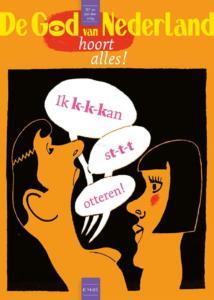 Literary-satirical magazine 'De God van Nederland #20
