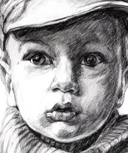 Portrait of Dario,