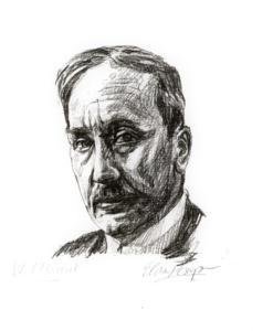 Author Willem Elsschot